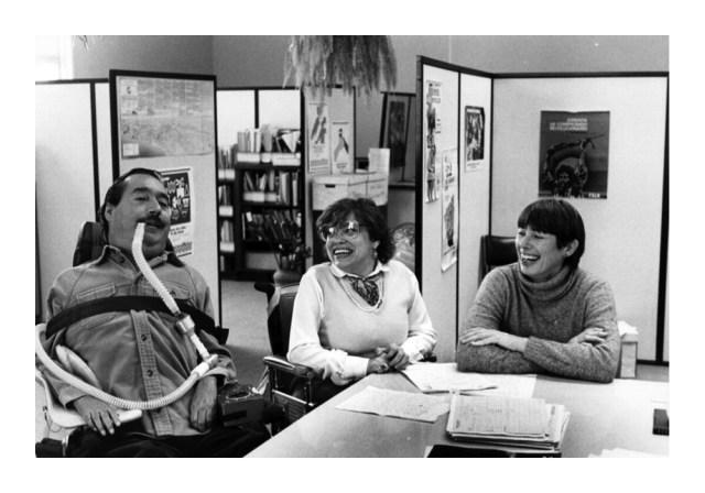 Ed, Judy and Joan