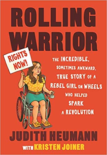 The cover for Rolling Warrior