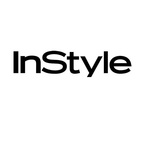 """Logo with black text that reads """"Instyle"""""""
